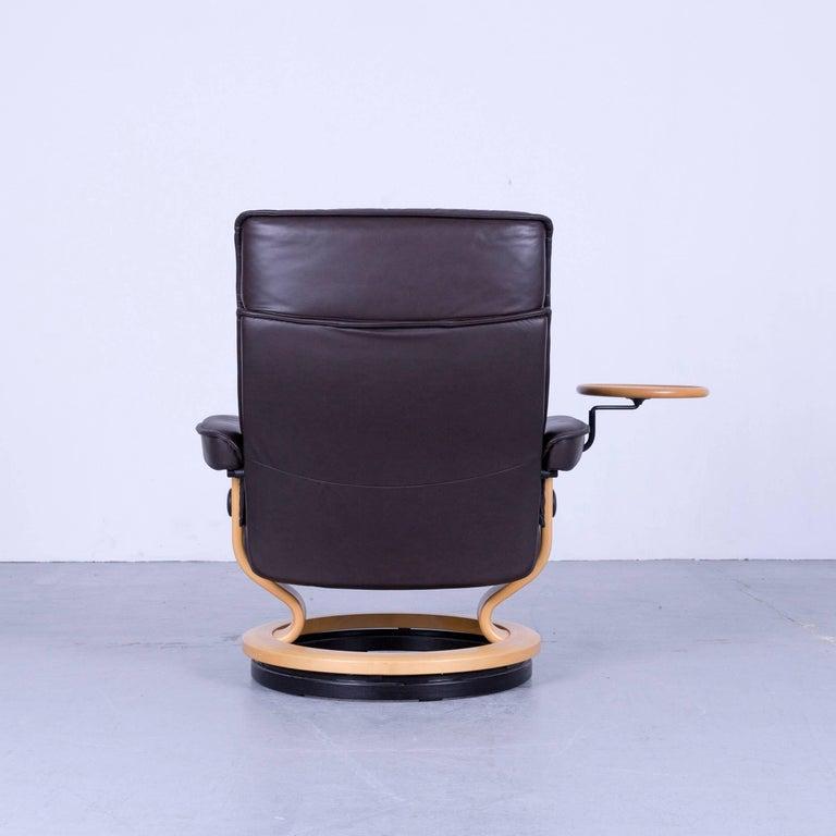Ekornes Stressless Admiral Armchair And Footstool Set