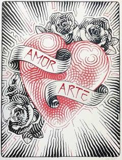 Amor Y Arte, by El Mac (McGregor)