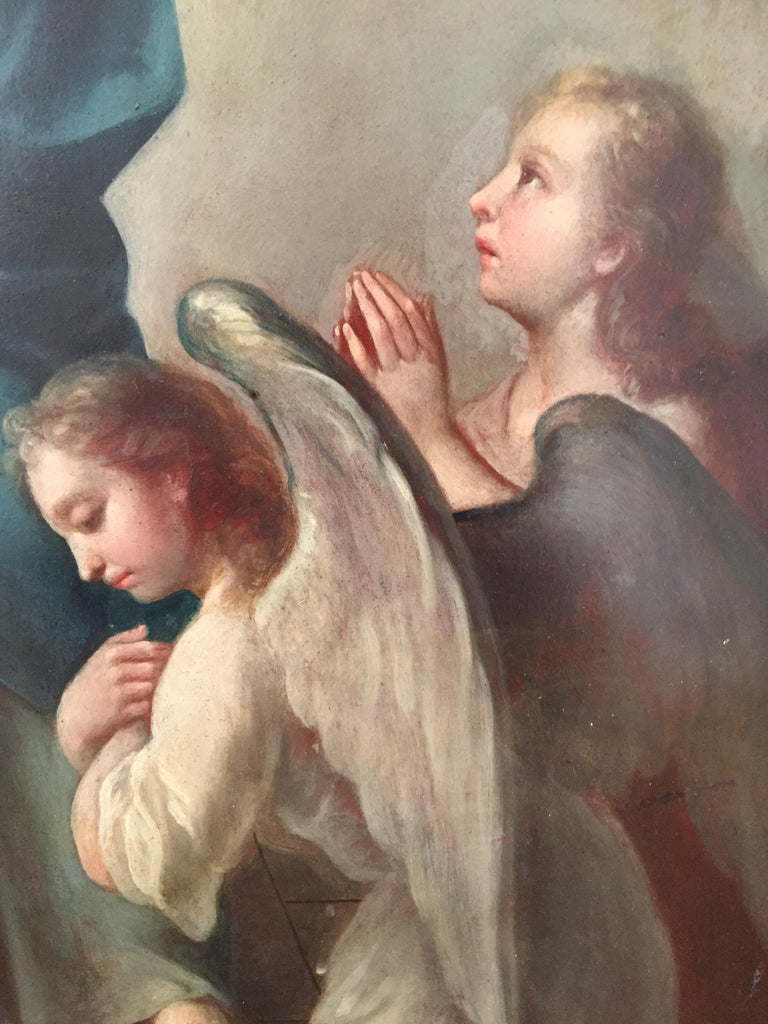 El Sagrado Corazon de Jesus In Good Condition For Sale In Santa Fe, NM
