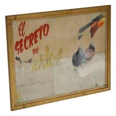 EL SECRETO DE ART by Artist Huw Griffith