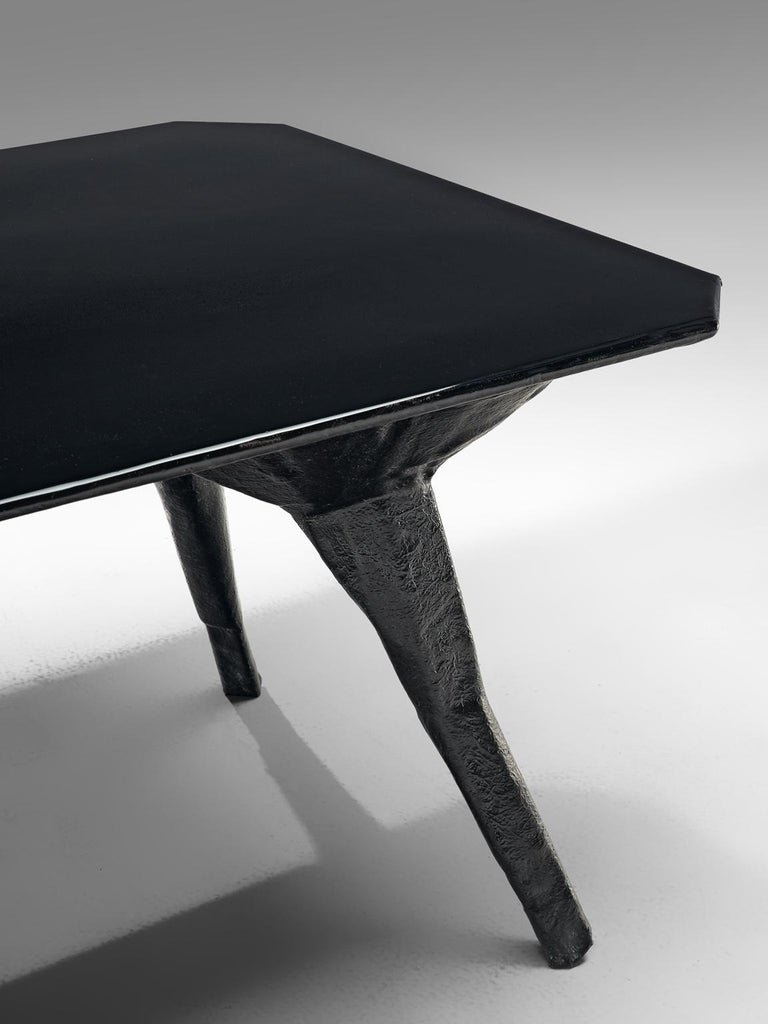 2010s El Ultimo Grito Dining Table with Sculptural Legs For Sale