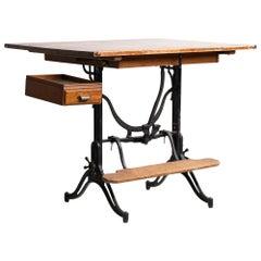 Drafting Table by J.G. & J.N. Alexander, America, 1894