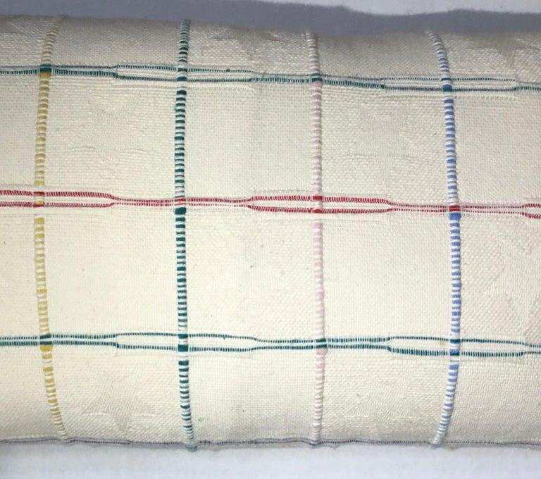 20th Century Elegant Pair of Decorative Pillows For Sale