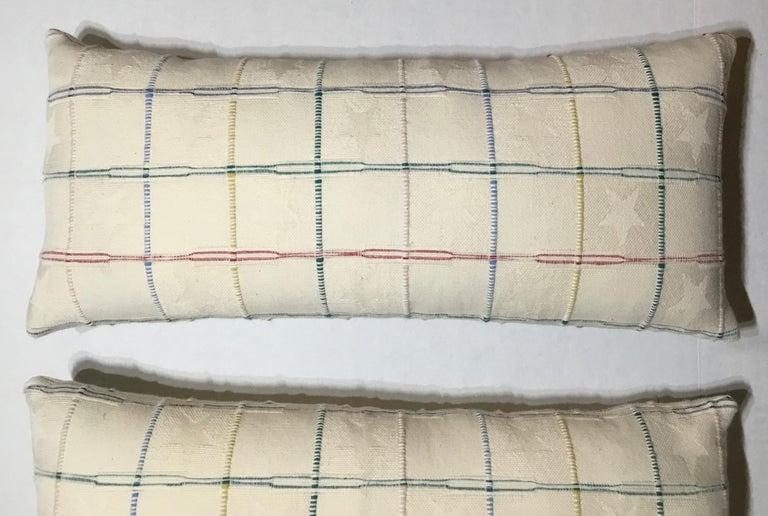 Elegant Pair of Decorative Pillows For Sale 3