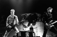 The Clash Performing Vintage Original Photograph