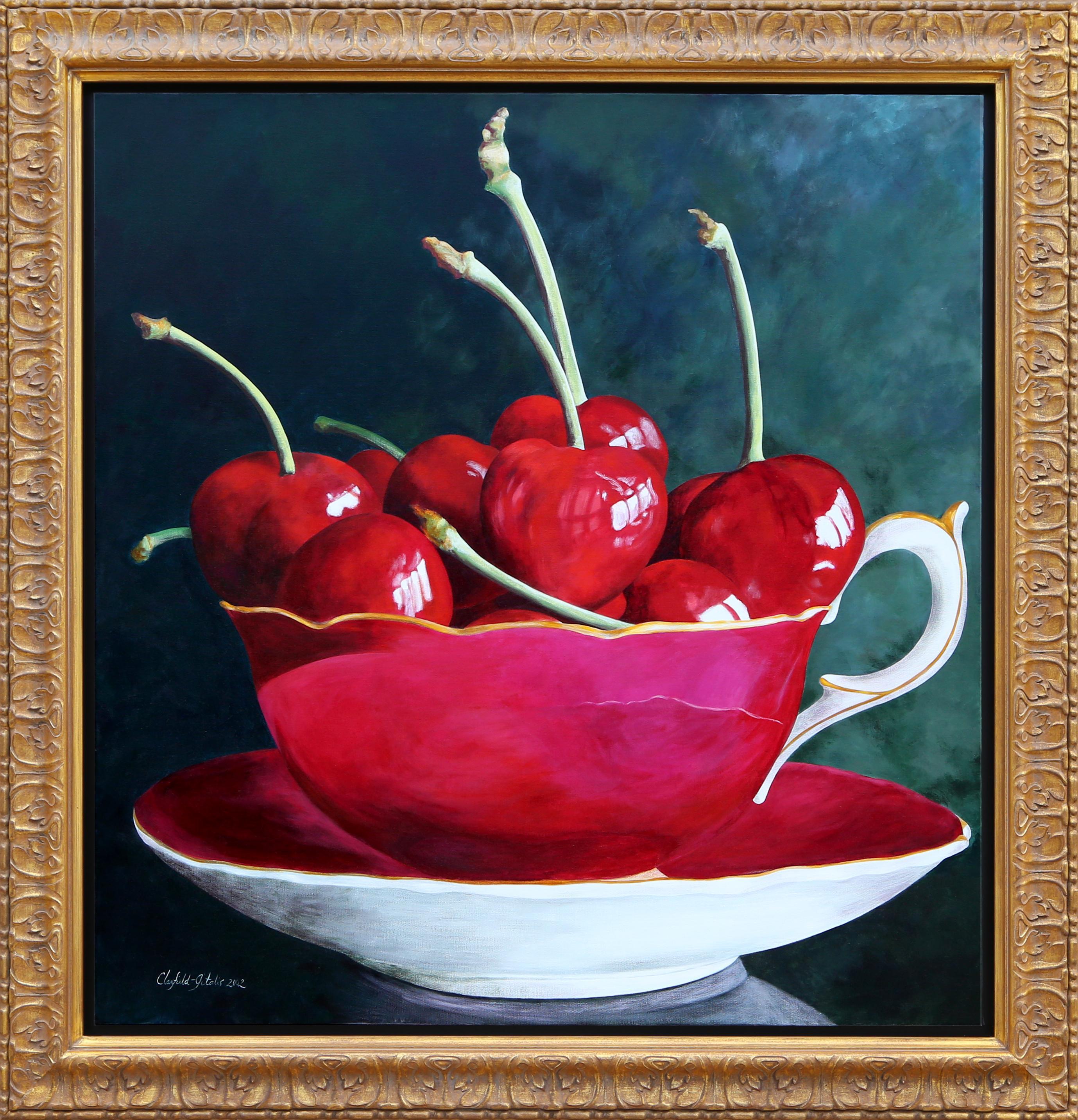 Cherries in a Teacup
