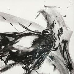 "Elaine de Kooning ""Taurus XII"" Lithograph, 1973"