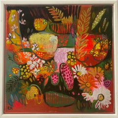 Elaine Kazimierczuk, Paul's Hedgerow Bouquet II, Original Painting,