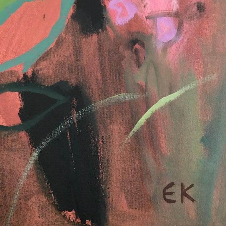 Elaine Kazimierczuk, Tackley Triptych, Contemporary Art, Triptych Landscape Art For Sale 2
