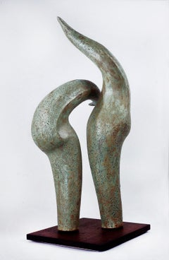 Glaze Abstract Sculptures