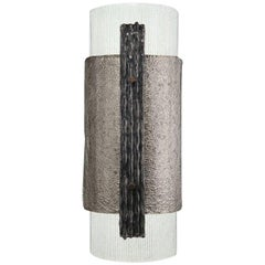 Elba Sconce in Murano Glass, Brutalist Style (US Specification)