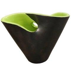 Elchinger, Ceramic Vase, circa 1950