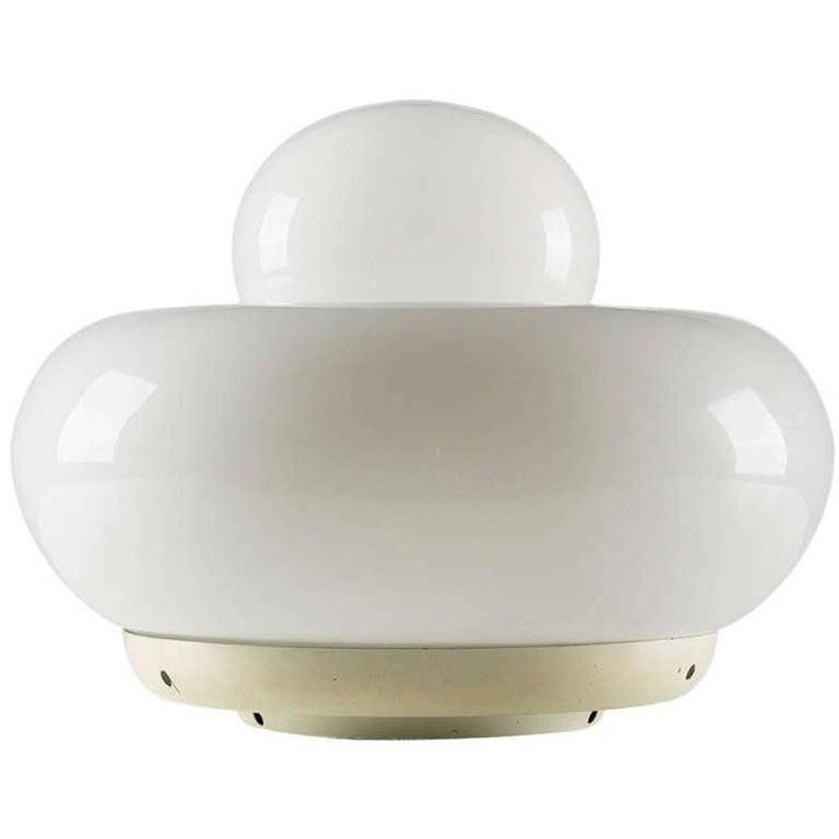 """Electra"" by Giuliana Gramigna for Artemide 1960s Italian Design Table Lamp"