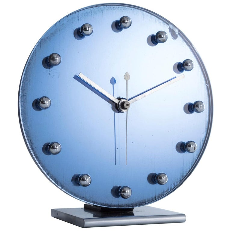 Gilbert Rohde clock No. 4083, 1933, offered by R & Company
