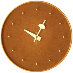 Electric Wall Clock by George Nelson Associates for Howard Miller