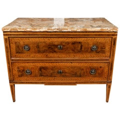 Elegant, 18th Century, Genovese Commode