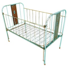 Elegant 19th Century French Baby/Dog Crib/ Bed