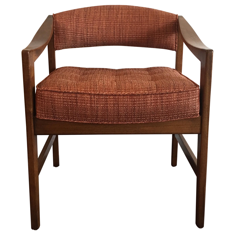 Elegant Accent Chair by Edward Wormley for Dunbar