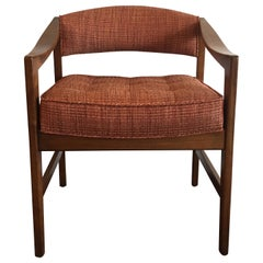Elegant Accent Chair by Edward Wormley for Dunbar