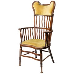 Elegant Arts & Crafts 1900 Armchair or Chair Mid-20th Century Design Thonet