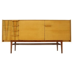 Elegant Chest of Drawers / Commode by František Mezulánik, 1960s