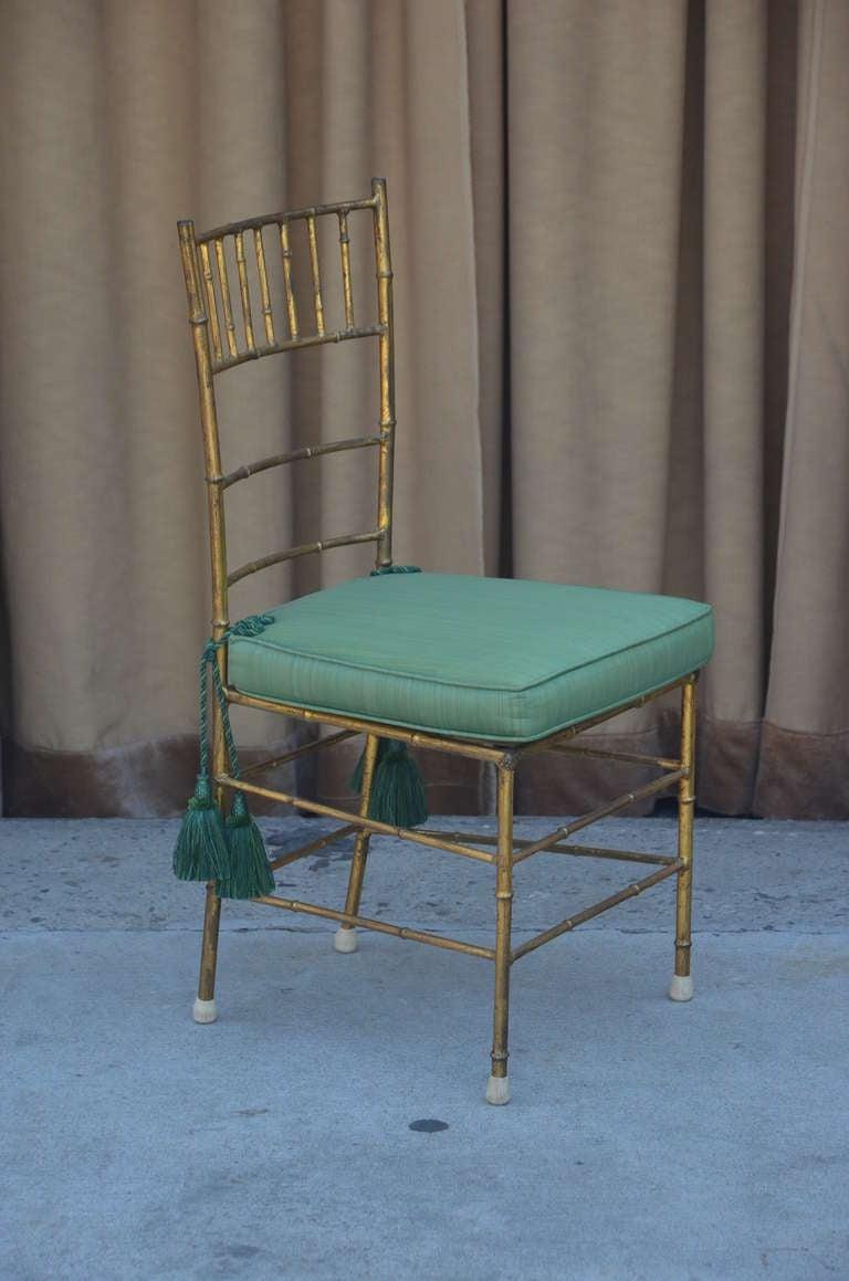 American Elegant Chiavari Side Chair For Sale