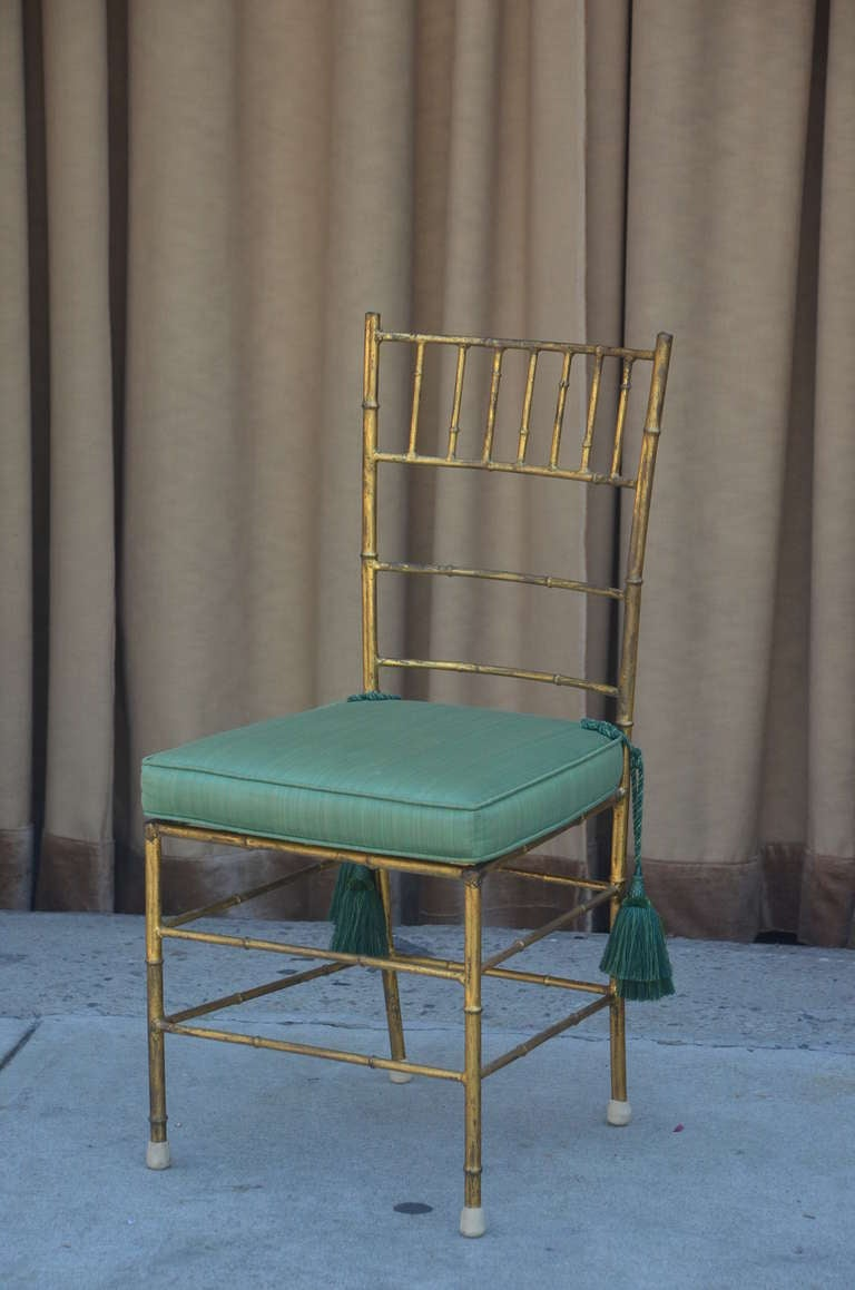 Elegant Chiavari Side Chair For Sale 1