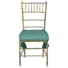 Elegant Chiavari Side Chair