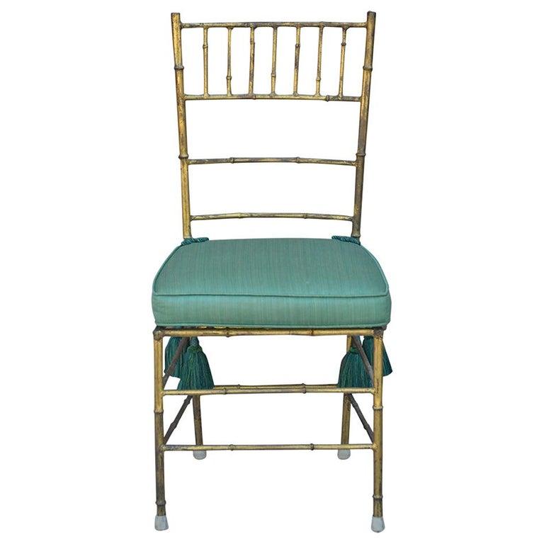 Elegant Chiavari Side Chair For Sale