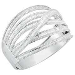 Elegant Diamond Bracelet