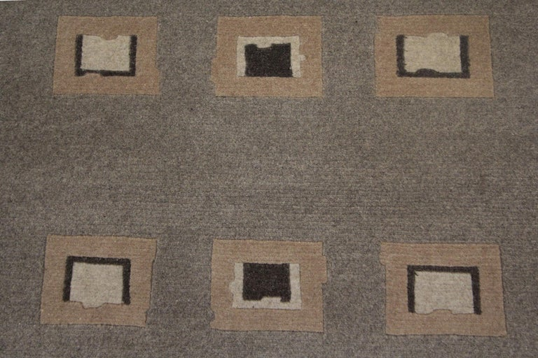 Indian Elegant Door Mat Small Rug Handmade Door Mats, Modern Farmhouse Rugs and Carpets For Sale