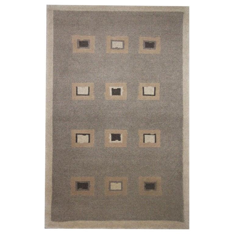 Elegant Door Mat Small Rug Handmade Door Mats, Modern Farmhouse Rugs and Carpets For Sale