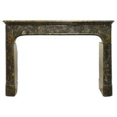 Elegant French Fireplace Mantel