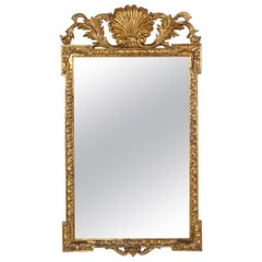 Elegant Gilt Mirror by Theodore Alexander