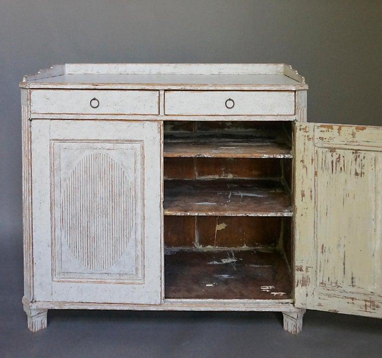 Swedish Elegant Gustavian Sideboard