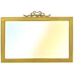 Elegant III Napoleon style gilt bronze picture frame, XIXth century