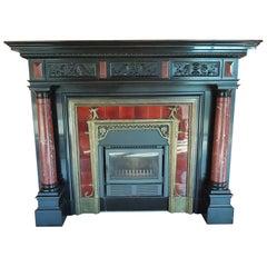 Elegant Louis XIV Fireplace, Belgium, circa 1825