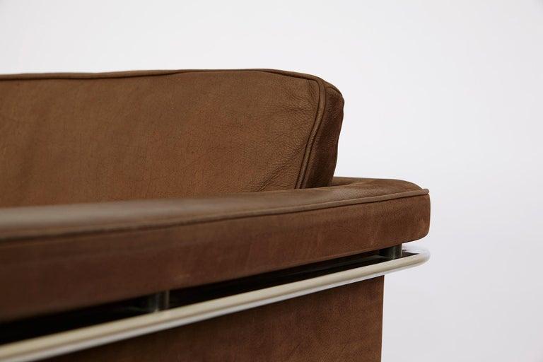 Mid-Century Modern Elegant Lounge Chair 6911 by Horst Brüning for Kill International For Sale