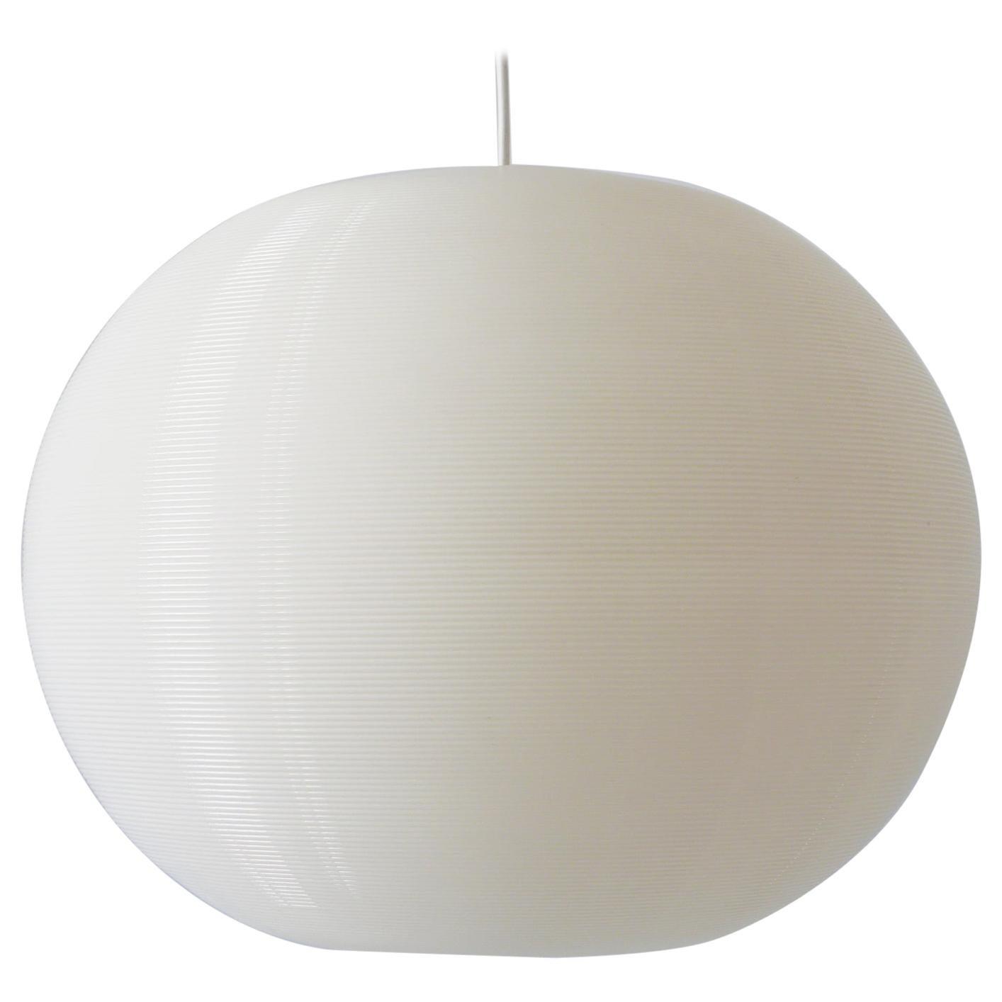 Elegant Mid-Century Modern Rotaflex Pendant Lamp by Yasha Heifetz, 1960s