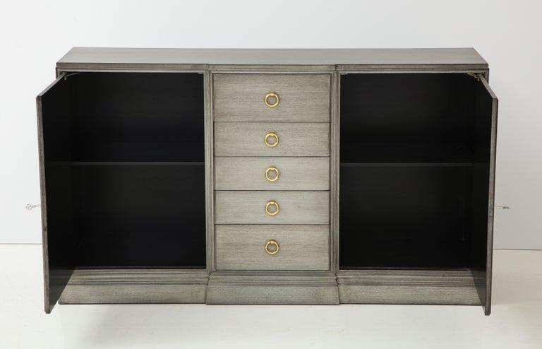 Elegant Parzinger for Charak Cabinet For Sale 3