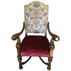 Elegant Renaissance Side Chair