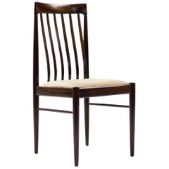 Elegant Set of Eight H.W. Klein Dining Chairs in Mahogany