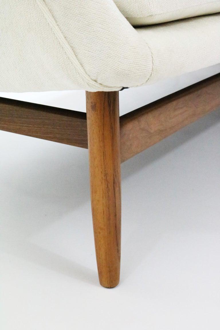 Sofa by Ib Kofod-Larsen for Carlo Gahrn For Sale 5