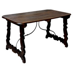 Elegant Spanish Early 19th Century Country Table