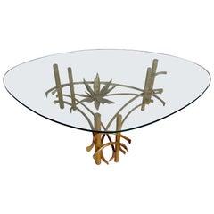 Elegant Vintage Modern Coffee Table