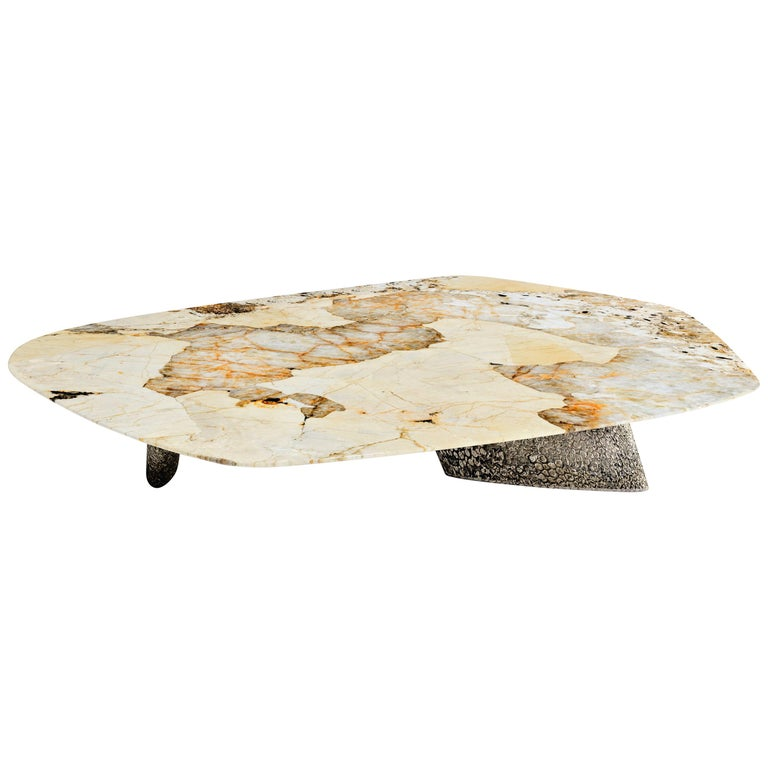 Elements III Coffee Table, 1 of 1 by Grzegorz Majka For Sale