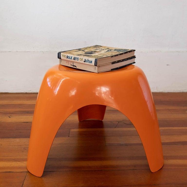 Organic Modern Elephant Stool by Sori Yanagi For Sale