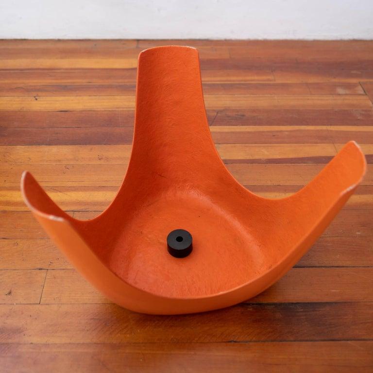 Fiberglass Elephant Stool by Sori Yanagi For Sale