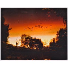 Nocturnes à Giverny - Contemporary, 21st Century, C Print, Realism, Edition