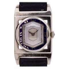 Elgin 14 Karat White Gold Presentation Watch, circa 1929